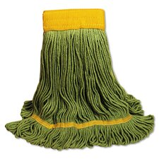EchoMop Looped-End X-Large Mop Head in Green