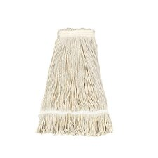 32 oz Pro Loop Web / Tailband Mop Head in White