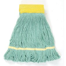 Small Super Loop Mop Head in Green
