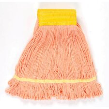 Small Super Loop Mop Head in Orange