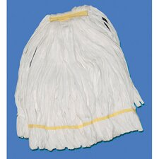 Large Looped Mop Head in White