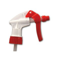 General Purpose Trigger Sprayer in White and Red (Set of 24)