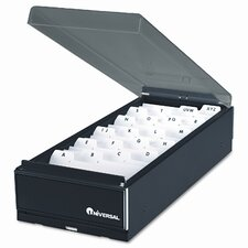 Business Card Holders Type Business Card File Box