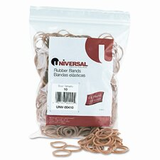 Rubber Bands, Size 10, 1/8 x 1-1/4,  935 per 1/4lb Box