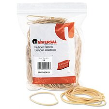 Rubber Bands, 310 Bands/0.25 lb Pack