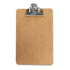 Clipboard with High-Capacity Clip