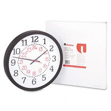 "13.5"" Numerals Wall Clock"