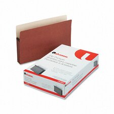 <strong>Universal®</strong> Expansion File Pockets, 10/Box