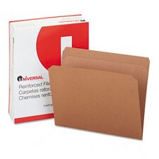 Kraft File Folders, 100/Box