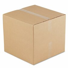 "Corrugated Kraft Fixed-Depth Shipping Carton, 15/Bundle (36.5"" H x 35"" W x 5"" D)"