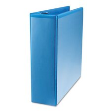 Economy D-Ring Vinyl View Binder