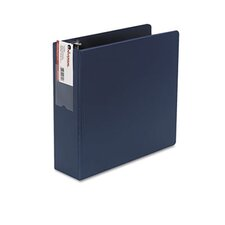 <strong>Universal®</strong> D-Ring Binder w/Label Holder, 3in Capacity
