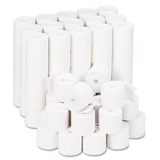 Adding Machine/Calculator Roll, 16 lbs, 100/carton