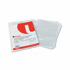 <strong>Universal®</strong> Business Card Binder Pages, 10 Pages/Pack