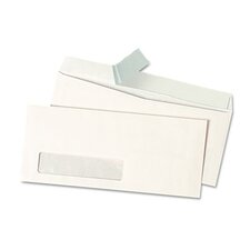 <strong>Universal®</strong> Pull & Seal Business Envelope, #10, 500/Box