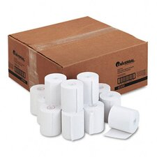 1-Ply Cash Register/Point Of Sale Roll, 50/Carton