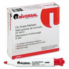 Dry Erase Marker, 12/Pack