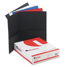 Two-Pocket Portfolio, 25/Box