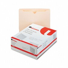 Economical File Jackets, 100/Box