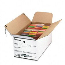 Economy Storage Box, 12/Carton