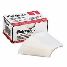 Clear Laminating Pouches, 100/Box