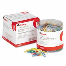 Paper Clips, 500/Pack