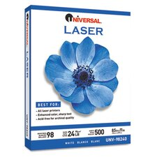 Laser Paper, 500 Sheets/Ream