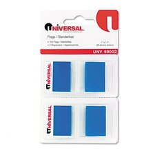 <strong>Universal®</strong> Page Flags, 50 Flags/Dispenser, 2 Dispensers/Pack