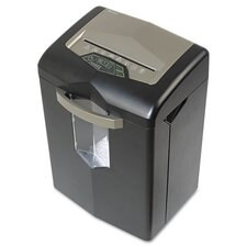 48010 Medium-Duty Micro-Cut Shredder, 10 Sheet Capacity