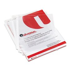 <strong>Universal®</strong> Top-Load Poly Sheet Protectors Economy Letter, 100/Box