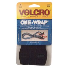 "7/8"" X 23"" One Wrap Strap (3 Count)"