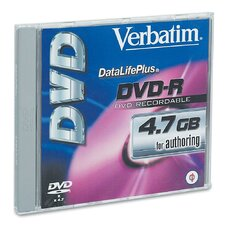 93964 DataLife+ DVD-R for Authoring, 4.7 GB