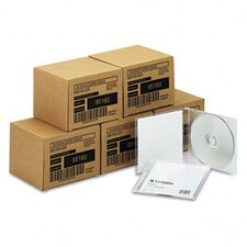 Cd-Rw Discs, 700Mb/80Min, 4X, 100/Carton