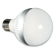 60W Warm White (3000K) LED Globe Light Bulb