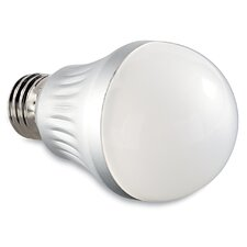 8W Colored (3000K) LED Light Bulb