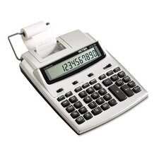 Antimicrobial Printing Calculator, 12-Digit Lcd