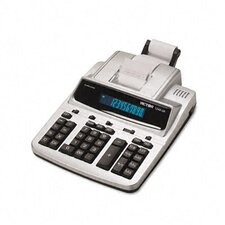 Antimicrobial Printing Calculator, 12-Digit Fluorescent