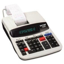 Commercial Printing Calculator, 12-Digit Lcd