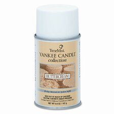 Yankee Candle Air Freshener Refill, Buttercream, 6.6oz Aerosol Can