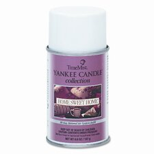 Yankee Candle Air Freshener Refill, Home Sweet Home Scent, 6.6oz Aerosol Can