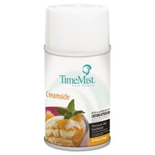 Timemist Metered Fragrance Dispenser Refill, 6.6 Oz Aerosol Can