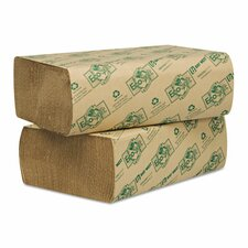 Multi-Fold 1-Ply Tissues - 250 Tissues per Box / 16 Boxes