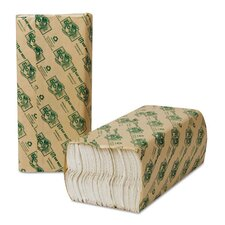 C-Fold 1-Ply Tissues - 200 Tissues per Box / 12 Boxes
