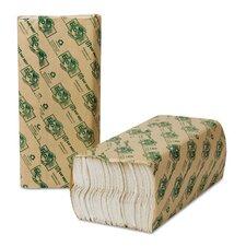 C-Fold 1-Ply Tissues - 200 Tissues per Box / 12 Boxes