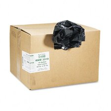 Earthsense Commercial Recycled Can Liners, 16 Gal, .65 Mil, 24 X 31, 500/Carton