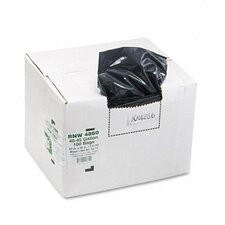 Earthsense Commercial Recycled Can Liners, 45 Gal, 1.8 Mil, 40 X 46, 100/Carton