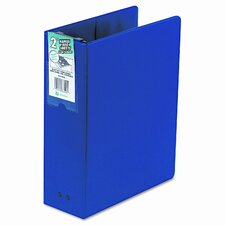 "Large Capacity Hanging Post Binder, 11 X 8-1/2, 2"" Capacity"
