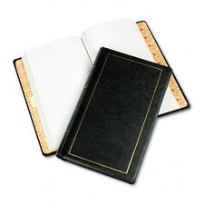 Looseleaf Minute Book, 125 Pages, 8 1/2 X 14