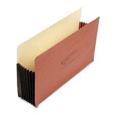 <strong>Wilson Jones</strong> Seven Inch Expansion File Pocket, Straight, Legal, 10/Box
