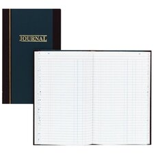 Two-Column Journal, 300 Pages, 11 3/4 X 7 1/4